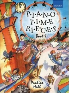 Piano Time Pieces 1 Sheet music Book The Cheap Fast Free Post