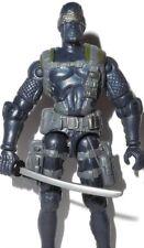 GI JOE VVV Valor vs venom 2005 SNAKE EYES ninja force COMPLETE gijoe g i hasbro