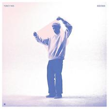 TORO Y MOI - BOO BOO (BLUE & WHITE MARBLE VINYL/DL CARD) LP NEW Preoder