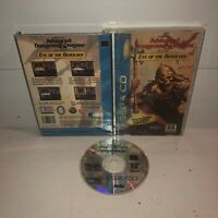 Sega CD Advanced Dungeons And & Dragons Eye Of The Beholder TESTED Complete CIB