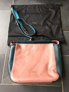 Paul Smith Rose Pink Westbourne Bag Hand Shoulder Removable Strap RRP £595