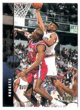 Robert Pack 1994 Upper Deck Denver Nuggets insert Basketball Card no.91