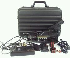2-9x Video 8 Camcorders