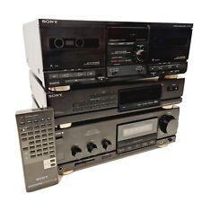 Sony Stereoanlage Hifi Musikanlage