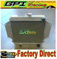 GPI Aluminum Radiator SUZUKI SIERRA 2Dr SPFTOP / HARDTOP 1.3L SJ410/413 81-96 MT