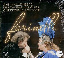 FARINELLI - ANN HALLENBERG , LES TALENTS LYRIQUES , C. ROUSSET