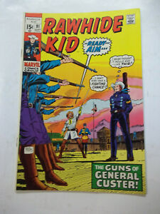 RAWHIDE KID  #91  (1971)  7.0 FN/VF