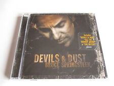 BRUCE SPRINGSTEEN DEVILS AND DUST CD COLUMBIA CSK55416 PROMO NO UPC NEW