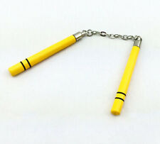 ██ 1/6 Scale Bruce Lee Yellow Nunchakus DT002