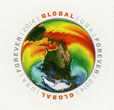 US Scott #4893 Sea Surface Temperatures Global Forever MNH Single **FREE SHIP**