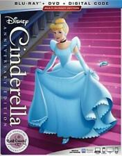 CINDERELLA SIGNATURE COLLECTION (Region A BluRay,US Import,sealed.)