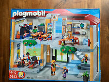Playmobil School House City Life Furnished 5923 - NEW - Rare & Retired Set