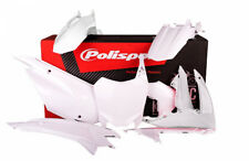 Polisport Pit bike plastique Kit Honda CRF 110 2013 - 2017 tout blanc 90538