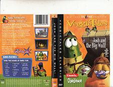Veggie Tales-Josh And The Big Wall-2002-Animated Veggie Tales-DVD