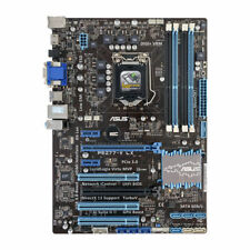 ASUS P8Z77-V LX  Desktop Motherboard LGA1155 22/32nm DDR3 with I/O Shield