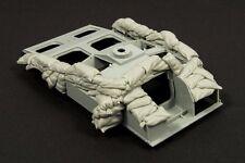 Panzer Art 1:35 Sand bags armor for StuG III F8 (heavy set) - resin #RE35-316