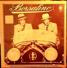 Sealed BORSALINO MOVIE SOUNDTACK LP - 1971 PARAMOUNT 5019 - CLAUDE BOLLING MUSIC