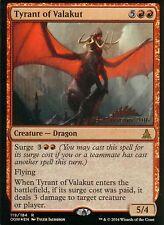 Tyrant of Valakut FOIL | NM | prima della release PROMO | Magic MTG