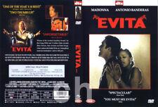 Evita (1997 - Antonio Banderas, Madonna / DVD)