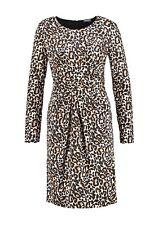 GERRY WEBER - BNWT - London Calling Leopard Print Dress - Size 20