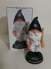NY YANKEES GARDEN GNOME LIMITED EDITION FIGURINE STATUE SCOTTS LAWN SGA 2012 NEW