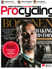 January Cycling Monthly Sports Magazines in English