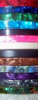 """GUITAR BINDING STRIPS 1460mm (57-1/2"""" inch) 6mm & 2mm /15 COLOURS TO CHOOSE FROM"""