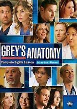 GREY'S ANATOMY - STAGIONE 08  6 DVD  COFANETTO