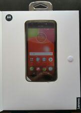 "Motorola Moto E4 GSM 4G LTE 5"" 16GB Memory 2GB RAM Smartphone Black UNLOCKED NEW"