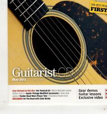 (GC675) Git 341 (May 2011) - Guitarist Magazine CD