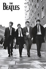 The Beatles in London Poster Print 24x36 Rock & Pop Music