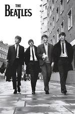 The Beatles in London Poster Print 24x36 Rock & Pop Music