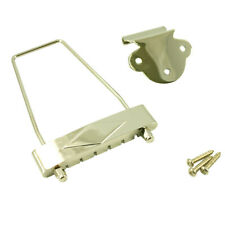 WD MUSIC T120N TAILPIECE for GIBSON L-50, L48, ES-125, or ES-330 NICKEL