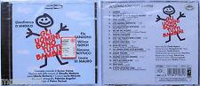 GIANFRANCO D'ANGELO GLI UOMONI SONO TUTTI BAMBINI CD 1995 SIGILLATO  SEALED
