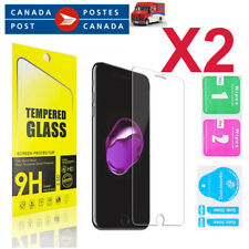 For iPhone 12 11 Pro XR X XS Max 8 7 6 5 6S Plus Tempered Glass Screen Protector