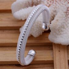 Wholesale Fashion Women Lady  Jewellery GIFTS 925Silver Bangle