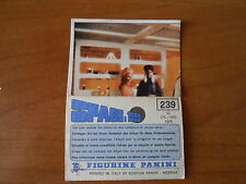 FIGURINA - SPAZIO 1999 n.239 - ED. PANINI 1976 - COMPLETA DI VELINA