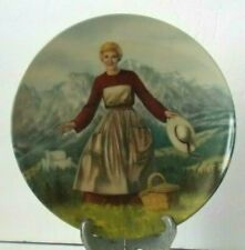 The Sound Of Music Collector Plate First in Series 7278 B Knowles 1986