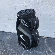 Nike Golf Cart Bag 14 Dividers 7 Pockets Carry Strap M9 No Rain Cover. Great!
