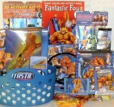 NEW FANTASTIC FOUR MARVEL EASTER TOY GIFT BASKET figure BIRTHDAY GAME PLAYSET