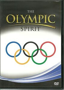 WHOLESALE LOT THE OLYMPIC SPIRIT DVD - THE STORY OF THE TORCH & MORE