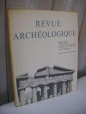 REVUE ARCHEOLOGIQUE 1967 n°2 Amendolara Sybaris Théodoros de Chypre  Lezous ....
