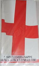 Table Cover plastic lots of solid colours and themed styles FREE POSTAGE