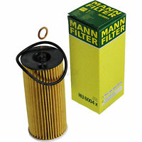 Original MANN-FILTER Ölfilter Oelfilter HU 6004 x Oil Filter