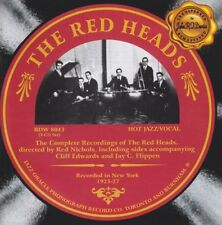 The Red Heads - Complete Recordings [New CD]