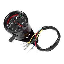 12V LED Digitale 13000RMP Tachimetro Contachilometri Indicatore Moto