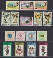 Jamaica 1975-1976 VF LH Commemorative Collection 29 Stamps