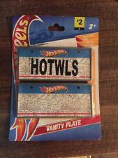 Hot Wheels 2011 Vanity Plate Model 14684