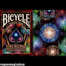 Fireworks Deck Bicycle Playing Cards Poker Size USPCC Limited Edition New Sealed