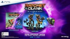 Ratchet And Clank Rift Apart Pre Order Exclusive DLC Armour And Weapon (NO GAME)